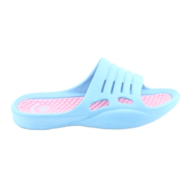 Papuče od pjene za plavu vodu American Club-a