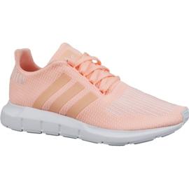 Rózsaszín Cipele Adidas Swift Run Jr.