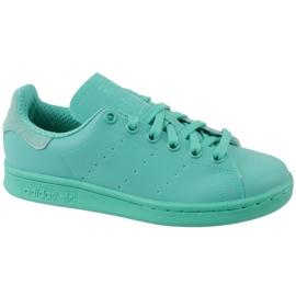 Kék Adidas Stan Smith Adicolor cipele W S80250