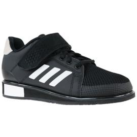 Fekete Adidas Power Perfect 3 W BB6363 cipele