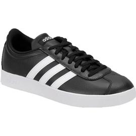 Fekete Cipele adidas Vl Court 2.0 M B43814