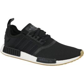 Fekete Cipele Adidas Originals NMD_R1 M B42200