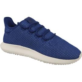 Kék Cipele iz sjenila Adidas Cub Mk B37593