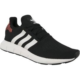 Fekete Cipele Adidas Swift Run M B37730