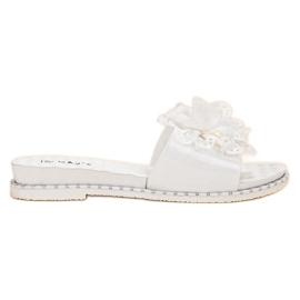 Kayla fehér Bijele gumene papuče