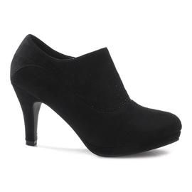Fekete Crne čizme Marie