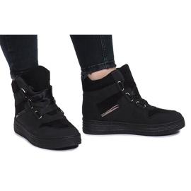 Fekete Cipele Black Paule