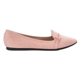 SHELOVET rózsaszín Ballerina Spitzben