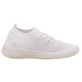 SHELOVET fehér Slip-on Sportcipő