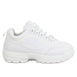 Fehér Bijela D1909 Bijela sportska obuća