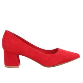 Piros Crpke s visokim petama crvene KJ-10 crvene