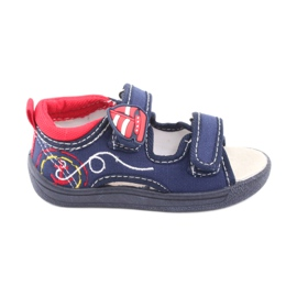 American Club Američke cipele za dječje sandale od kože