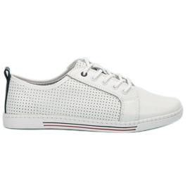 Filippo bijela Kožne cipele