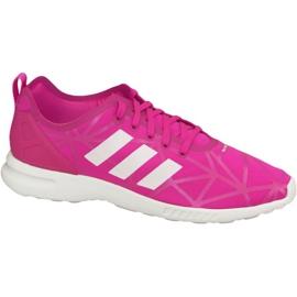 Roze Adidas Zx Flux Adv glatke W cipele S79502