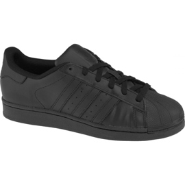 Crna Cipele Adidas Superstar J Foundation Jr B25724