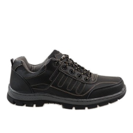 Crna FU25 trekking obuća