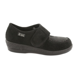 Crna Befado ženske cipele pu 984D012