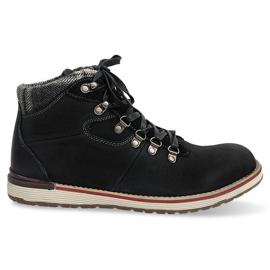 Crna Izolirane visoke cipele SH23 crne