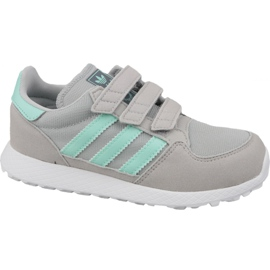 Siva Cipele Adidas Originals Forest Grove Cf Jr CG6709