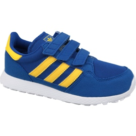 Mornarica Adidas Originals Forest Grove Cf Jr CG6804