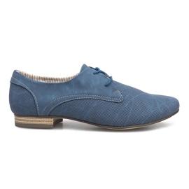 Plava Plave cipele Simone Jazzówki