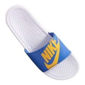 Papuče Nike Benassi Jdi Print 631261-104 plava