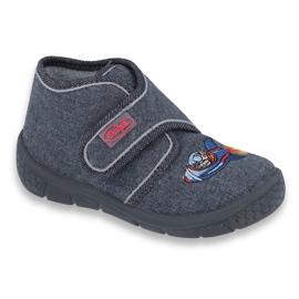 Siva Dječje cipele Befado 529P123