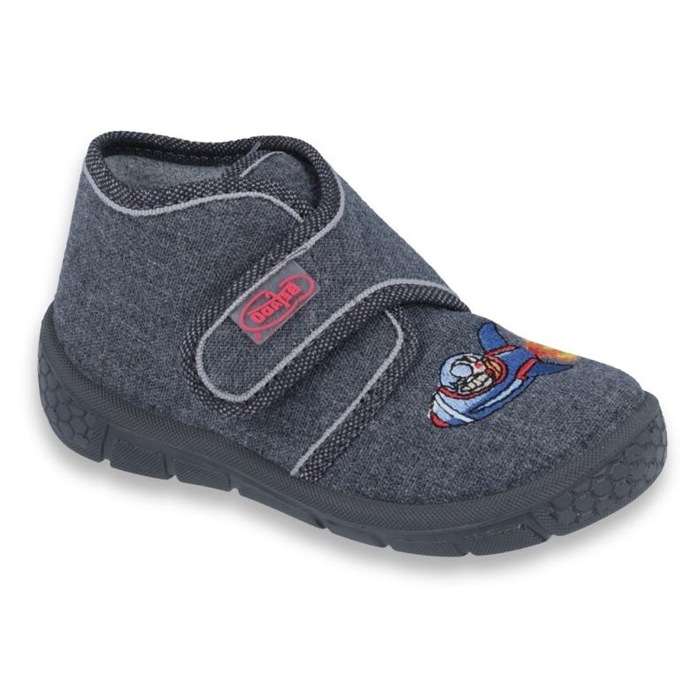 Dječje cipele Befado 529P123 siva