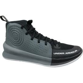 Under Armour Under Armor Jet M 3022051-001 košarkaške cipele crna šaren