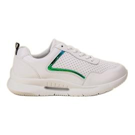 SHELOVET bijela Sportske cipele za žene