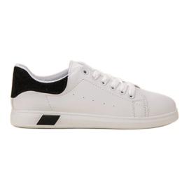 Ideal Shoes bijela Sportske cipele za žene