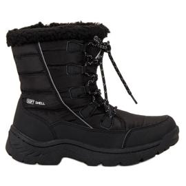 Arrigo Bello crna Tople snježne čizme
