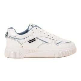 Ax Boxing Bijele sportske cipele bijela