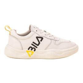 Ax Boxing bijela Modne sportske cipele