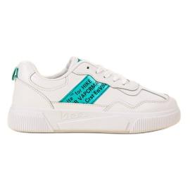 Ax Boxing bijela Sportske cipele za žene