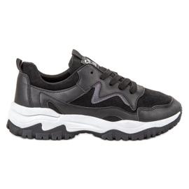 Ax Boxing crna Crne sportske cipele