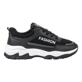 Ax Boxing crna Modne sportske cipele