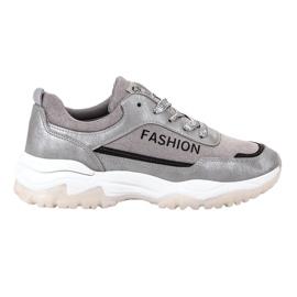 Ax Boxing siva Modne sportske cipele