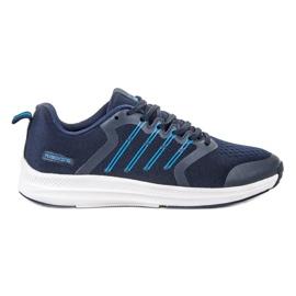 Ax Boxing Lagane sportske cipele plava