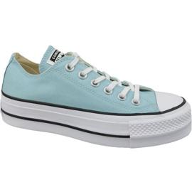 Plava Converse Chuck Taylor All Star Lift W 560687C cipele