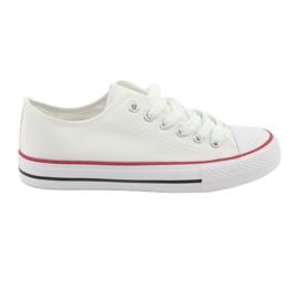 Bijela Bijele tenisice Atletico CNSD-1 bijele