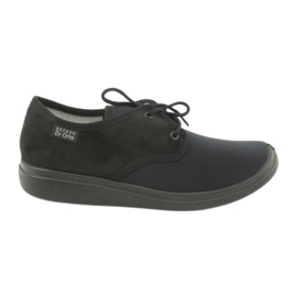 Crna Befado ženske cipele pu 990D001