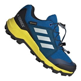 Plava Cipele Adidas Terrex Gtx Jr BC0599