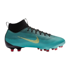Noke tenisice Nike Mercurial Superfly 6 Academy Gs CR7 Mg Jr AJ3111-390