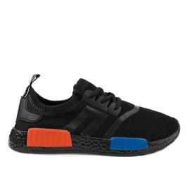 Crna sportska obuća MD01B-2
