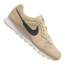 Smeđ Cipele Nike Md Runner 2 Suede M AQ9211-700