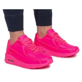 Roze Tenisice B503-3 ružičaste