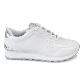 Bijela Sportske tenisice H7220 Bijele