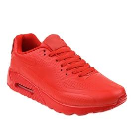 Crvena muška sportska obuća