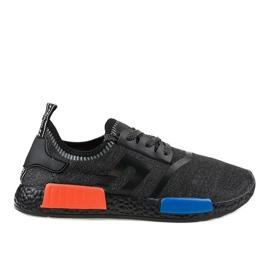 Crna sportska obuća MD01A-6